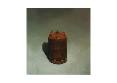 32-Pequeño Vals Vienés, oil on canvas, 156 x 256 cm, 2002